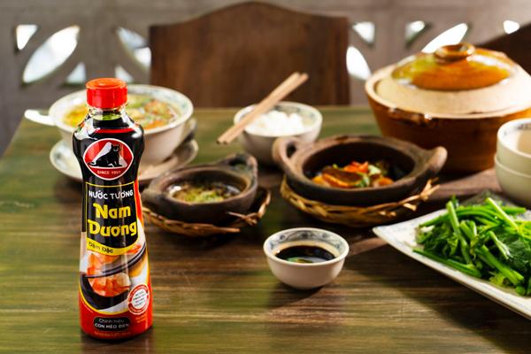 Chọn nước tương chuẩn Việt như 'đầu bếp nguyên thủ' Ánh Tuyết