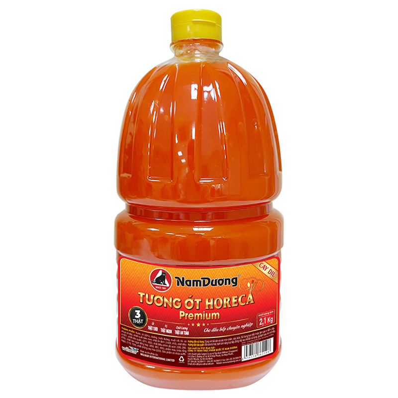 Tương Ớt Nam Dương Horeca Premium